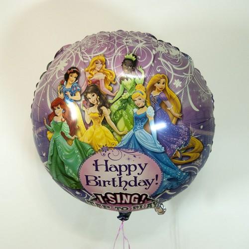 поющие воздушные шары