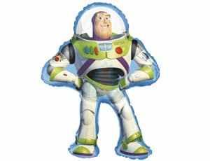 Фольгированная фигура Базз Лайтер фото в интернет-магазине Шарики 24
