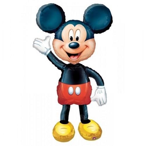 Ходячая фигура Микки фото в интернет-магазине Шарики 24