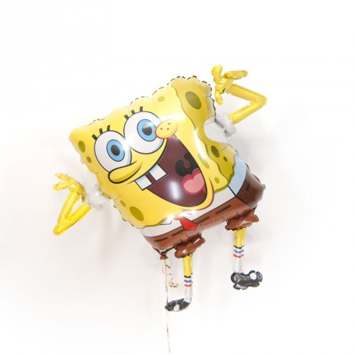 Фольгированная фигура Спанч Боб