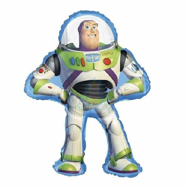 Фольгированная фигура Базз Лайтер