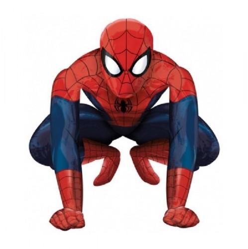 Ходячая фигура Человек Паук фото в интернет-магазине Шарики 24