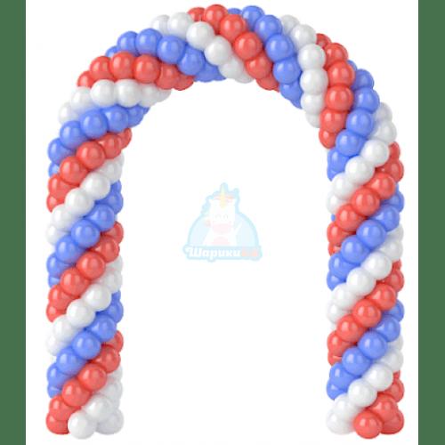Арка из шаров фото в интернет-магазине Шарики 24