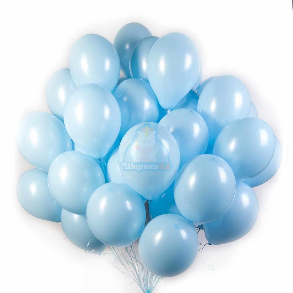Облако из 48 шаров фото в интернет-магазине Шарики 24