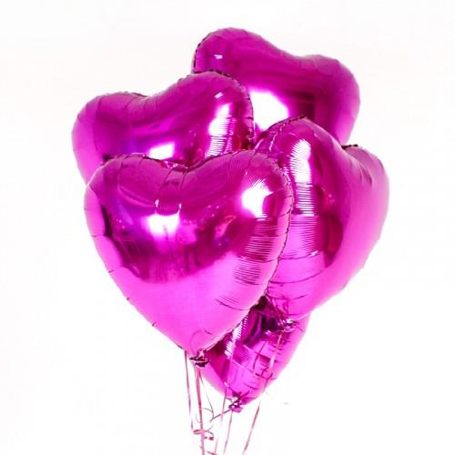 фуксия сердца