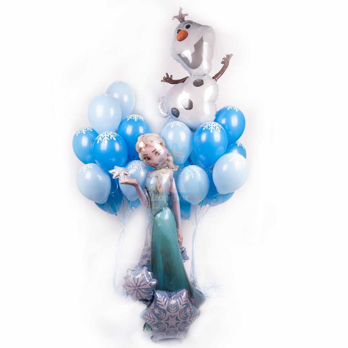 Композиция холодное сердце фото в интернет-магазине Шарики 24