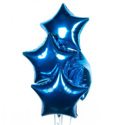 голубые-звезды