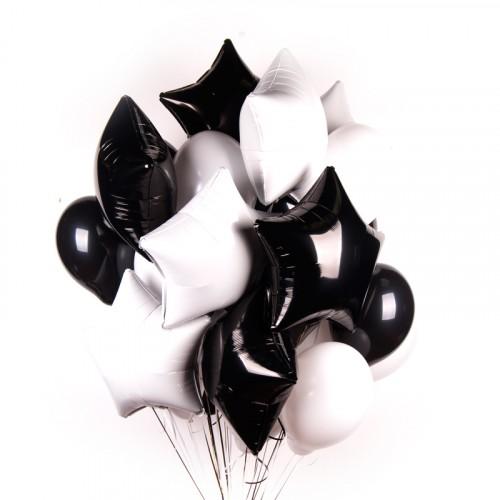 звезды-черн-бел