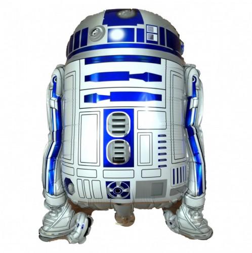 """Ходячая фигура Звездные войны """"R2D2"""" фото в интернет-магазине Шарики 24"""