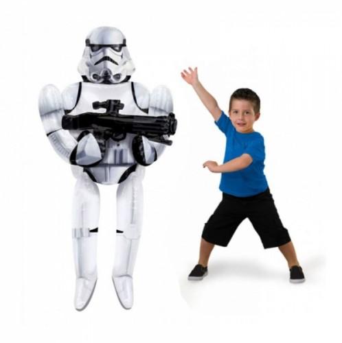 """Ходячая фигура Звездные войны """"Штурмовик"""" фото в интернет-магазине Шарики 24"""