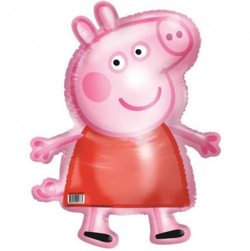 Ходячая фигура свинка пепа фото в интернет-магазине Шарики 24