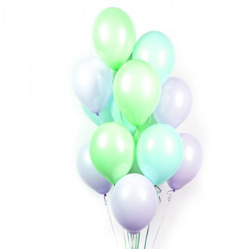 Облако ассорти весенние цвета фото в интернет-магазине Шарики 24