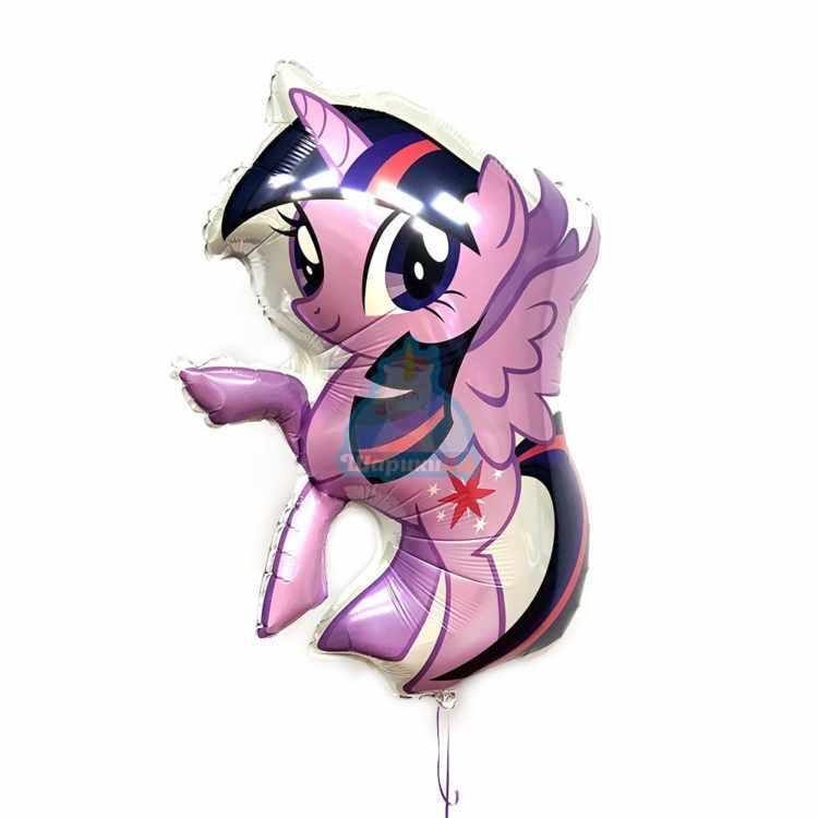 Фольгированная фигура My little pony Сумеречная Искорка