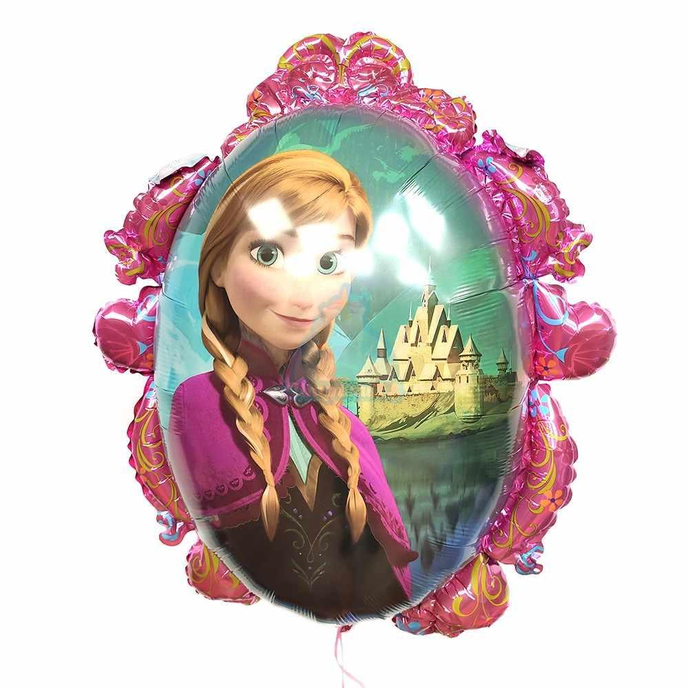 Фольгированный шар Холодное сердце Анна