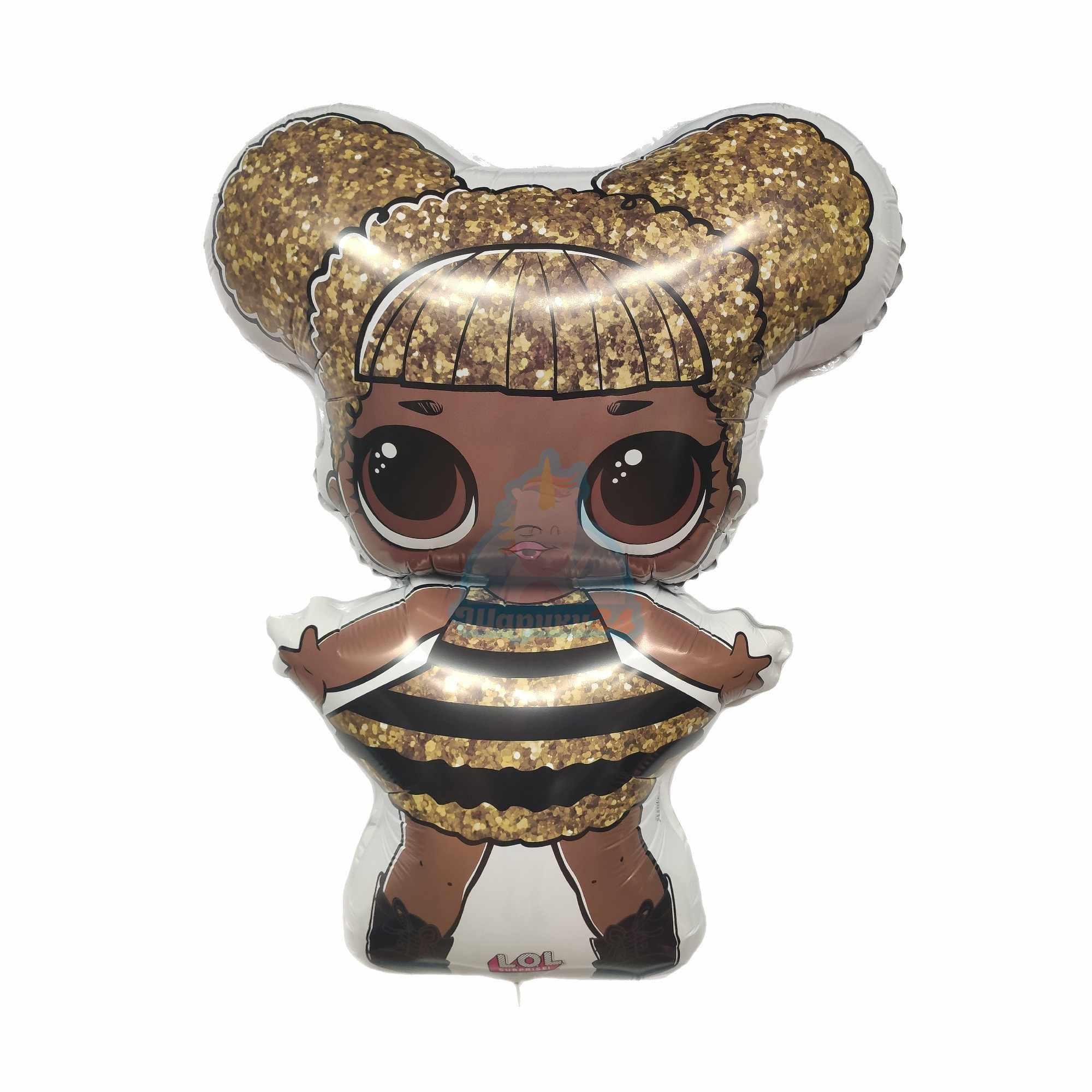 Купить Фольгированная кукла ЛОЛ (LOL), Сияющая Королева с ...