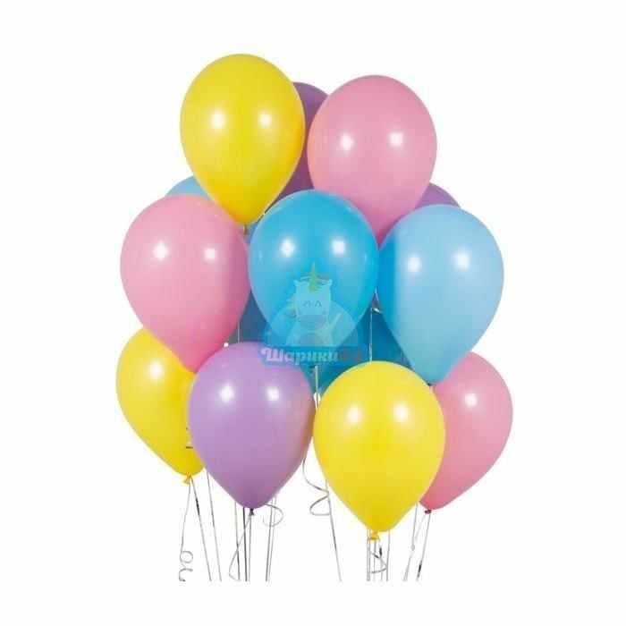 Гелиевые шары для Принцессы