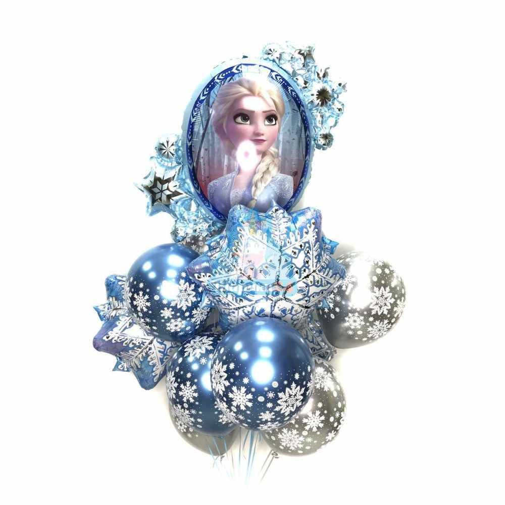 Композиция Холодное Сердце Новогодняя