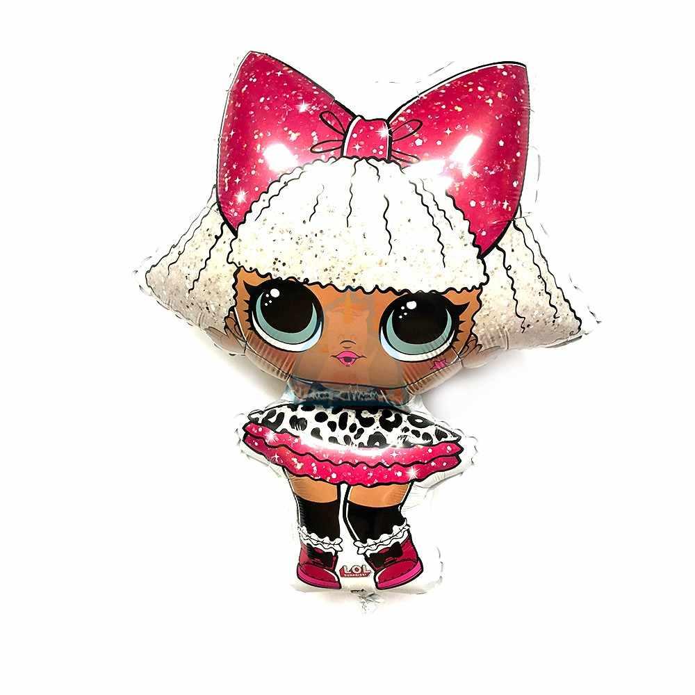 Купить Фольгированная кукла ЛОЛ (LOL), Роскошная Дива с ...