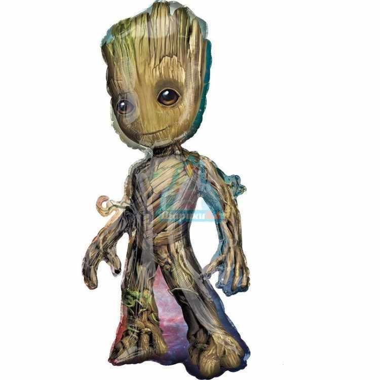 Фольгированная фигура Моана