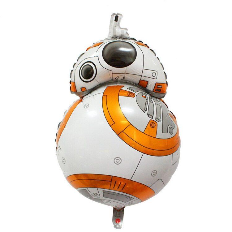 Фольгированная фигура Звездные войны R2D2