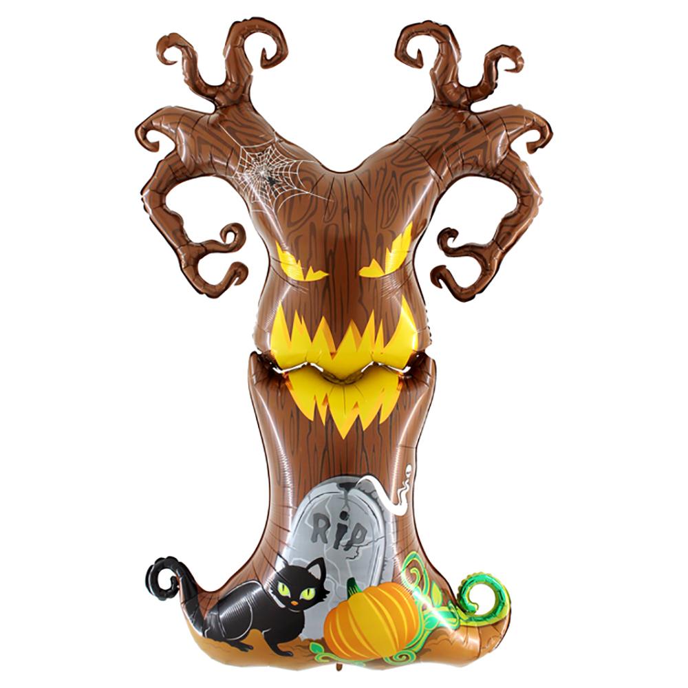Фольгированная фигура Жуткое дерево