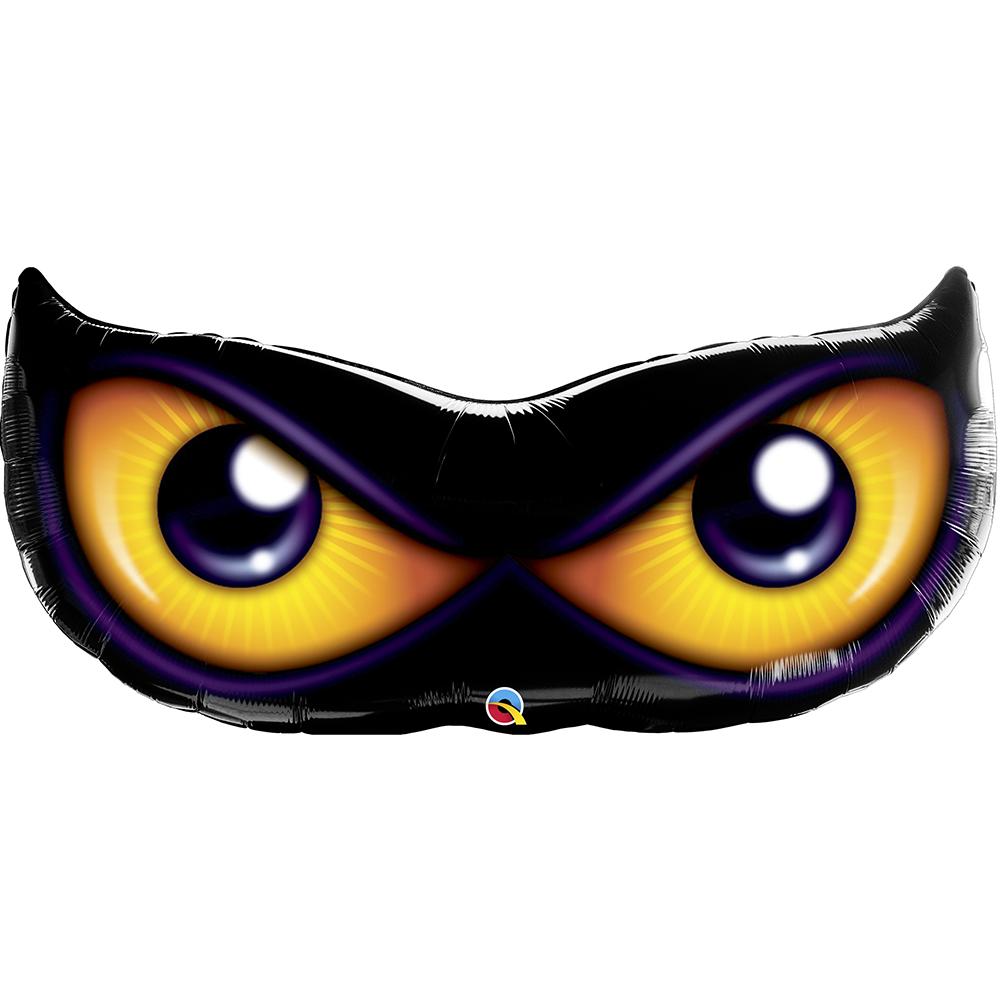 Фольгированная фигура глаза