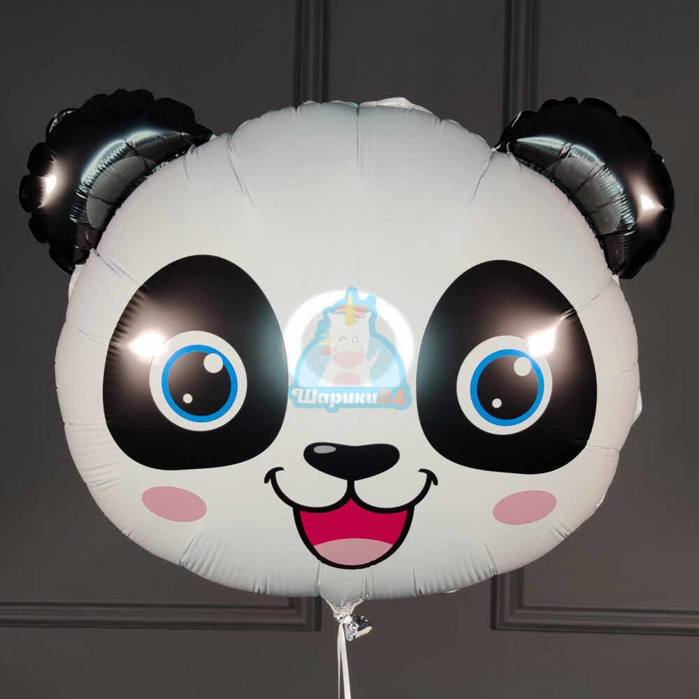 Голова панды