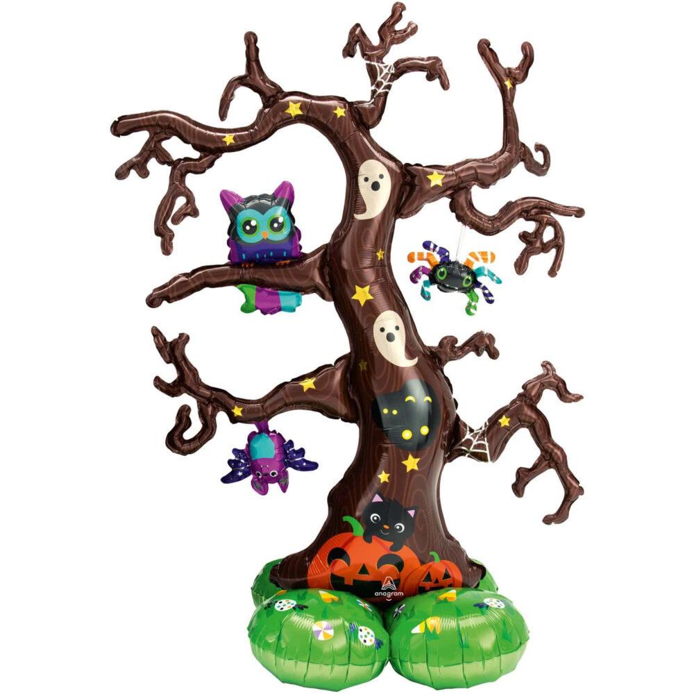 Ходячая фольгированная фигура Дерево